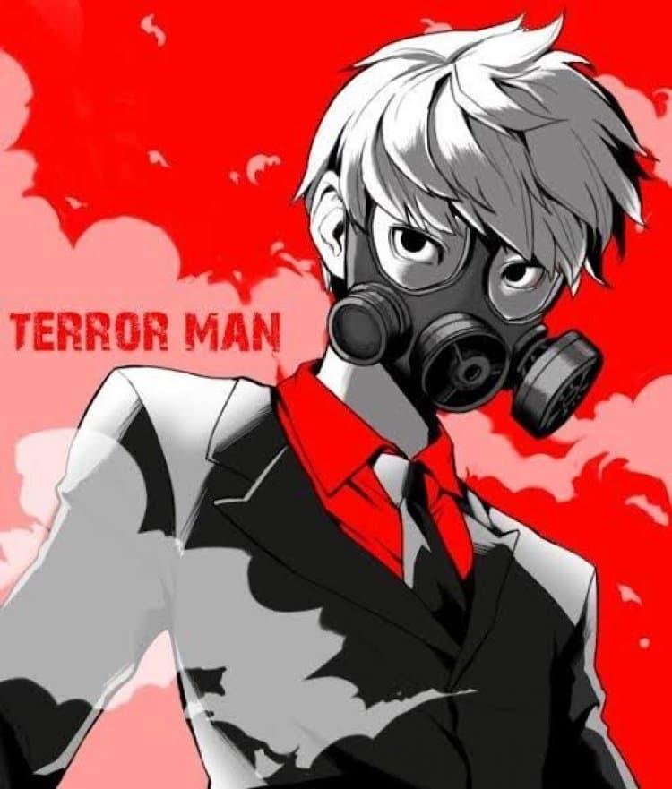 Terror Man Manhwa Tanıtımı