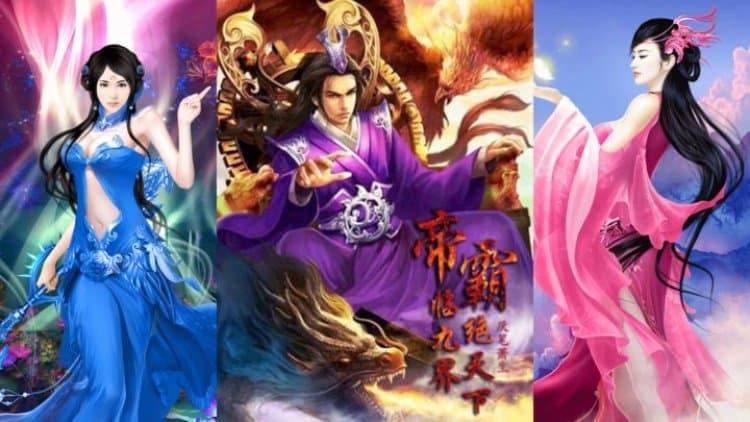 Emperor Domination Noveli Tanıtımı