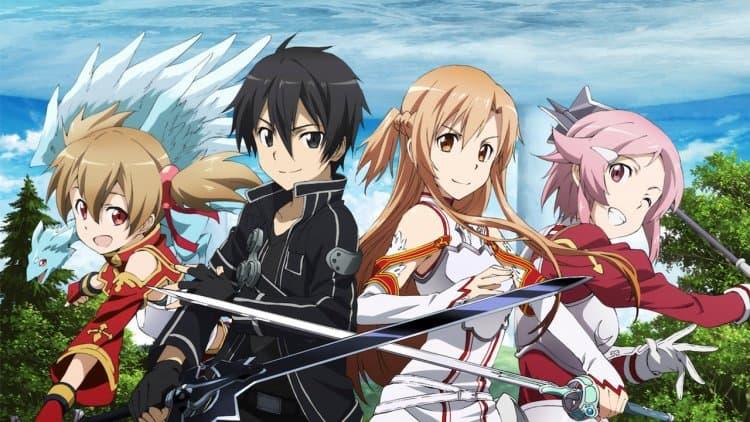 En Sevilen 8 Sword Art Online Karakteri!