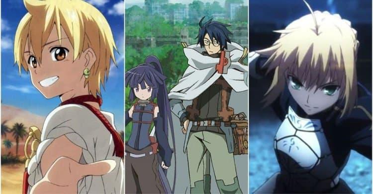 Genshin Impact Benzeri 10 Anime Önerisi!