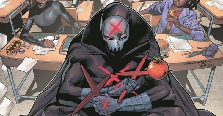 Bir Teen Titans Akademi Öğrencisi DC'nin Red X'i Olacak
