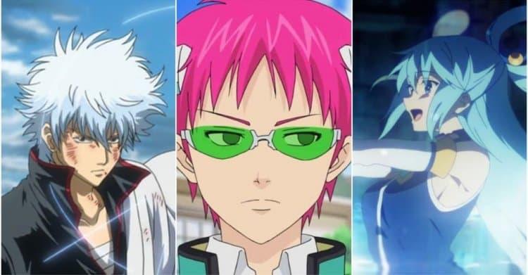 Komedi Animelerinin Aşırı Güçlü 10 Karakteri!