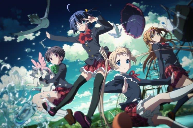 Chuunibyou demo Koi ga Shitai Anime İncelemesi