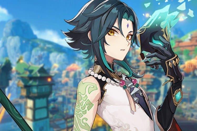 Xiao'nun kıyafetinin kumaşlarının farklı olma sebebi, diğer yakshaların kıyafetlerinin kumaşlarından birer parçayı kıyafetine dikmiştir.