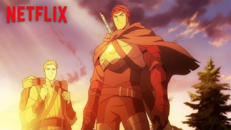DOTA'nın Netflix Animesi DOTA: Dragon's Blood Geliyor!