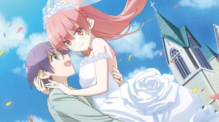 Tonikaku Kawaii Anime İnceleme
