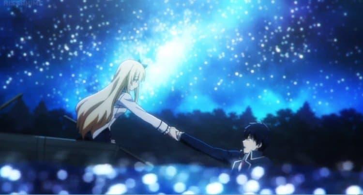 Kishuku Gakkou No Juliet Anime İncelemesi