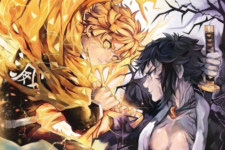 Zenitsu, Kaigaku ona ne kadar zorbalık yapıp, onu aşağılasada Kaigaku'yu abisi olarak görüyordu.