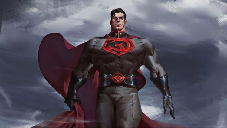 Superman Kızıl Evlat Animasyon Film İncelemesi