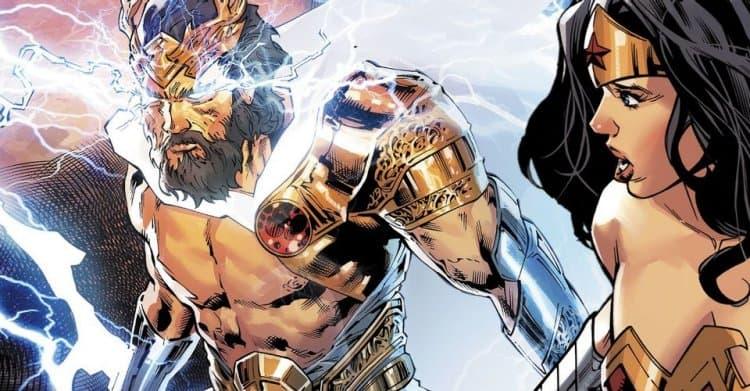 Wonder Woman'ın Babası Teorileri