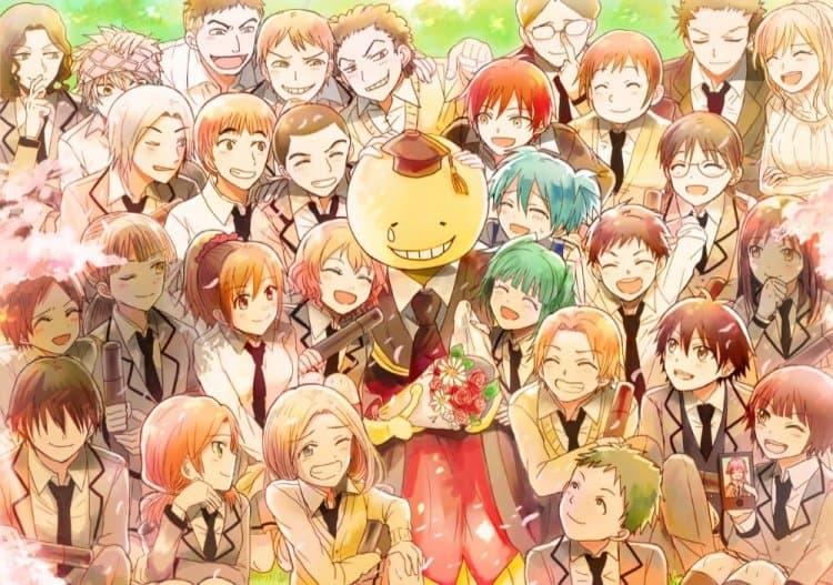Ansatsu Kyoushitsu: Anime İncelemesi